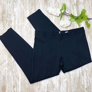 {J. Crew Factory} Cropped Pixie Pant Legging Black